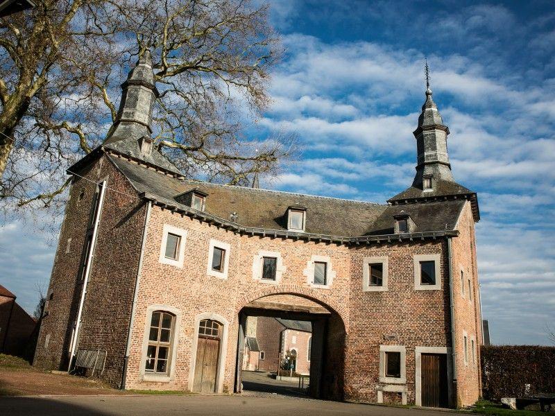 Groepsverblijf kasteel mariagaarde hoepertingen, Borgloon, Limburg, Belgi u00eb