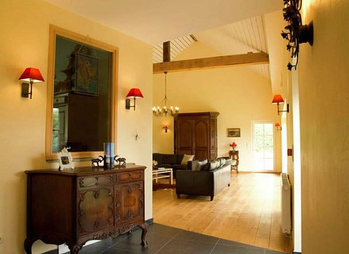 Ferienhaus Gite de Froidcour, Stoumont, Lüttich, Belgien