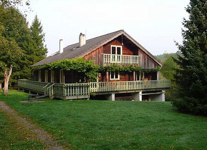 Chalet le grand chalet dochamps ardennen luxemburg belgi for Chalets te koop ardennen particulier