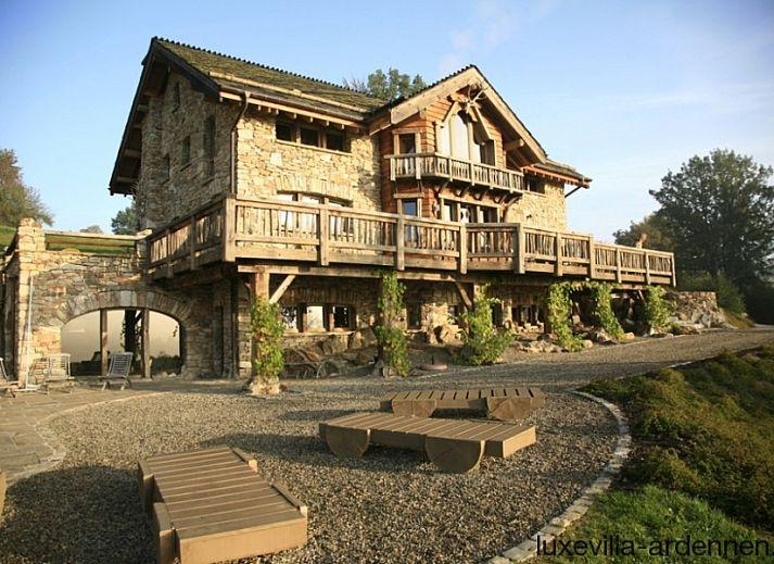 Vakantiewoning landgoed pere louis waimes ardennen for Huis te koop luxemburg