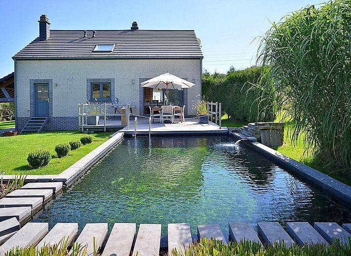 Vakantiewoning vakantiehuis in tenneville met zwembad in for Zwembad belgie