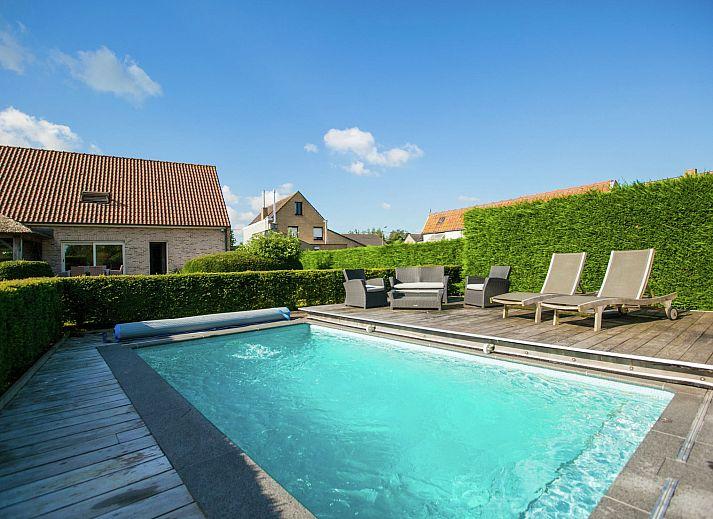 Unterkunft 1104884 U2022 Ferienhaus Westflandern U2022 Villa De Luxe