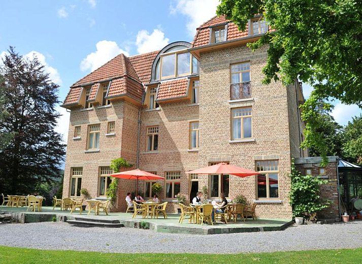 Vakantie appartement les tilleuls hotel rendeux ardennen for Vakantie luxemburg