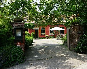 Guest house 020705 • Holiday property East Flanders • De Wingerd