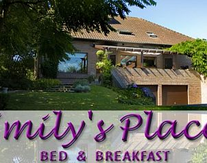 Verblijf 052001 • Bed and breakfast Limburg • EMILY's PLACE b&b