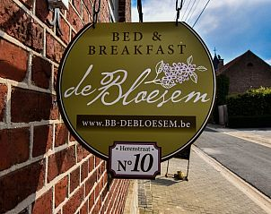 Verblijf 054901 • Bed and breakfast Limburg • B&B De Bloesem