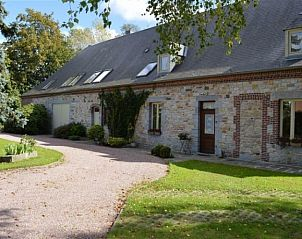 Guest house 070706 • Holiday property Hainaut • 8 PERSONEN - CHIMAY - COTTAGE XVIII - JACUZZI BBQ