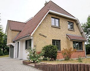 Guest house 111458 • Holiday property Belgian Coast • Villa 't mezennestje