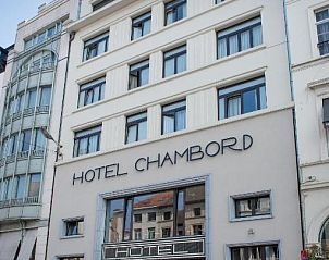 Guest house 121202 • Apartment Brussels Region • Hotel Chambord